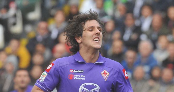 Stevan Jovetic: Fiorentina attacker is wanted by some of Europe's biggest teams