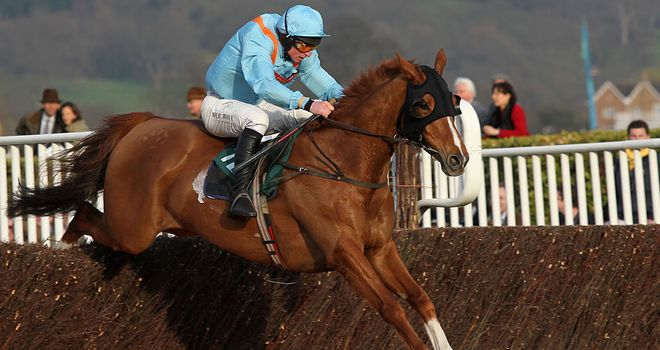 Junior: given Rowland Meyrick Handicap Chase at Wetherby on Boxing Day target