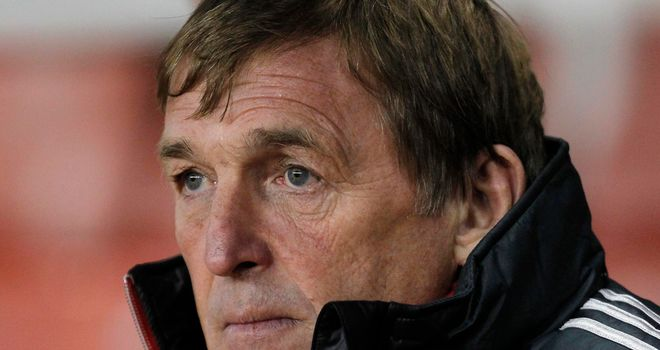Kenny Dalglish: Impressed by QPR ahead of the meeting of the two sides at Anfield