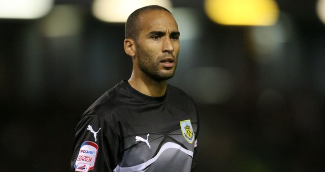 Lee Grant: Looking forward to taking on West Ham as Burnley seek their third win in a row