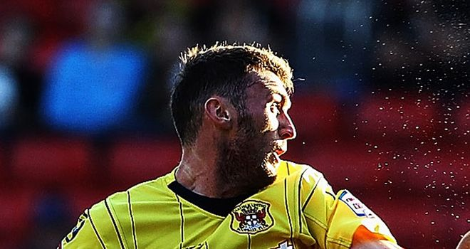 Miller: Suspended for Tranmere clash