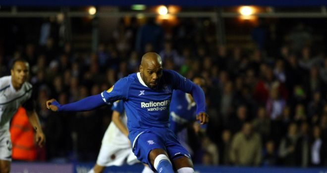 Marlon King: Praised by Blues boss Clark