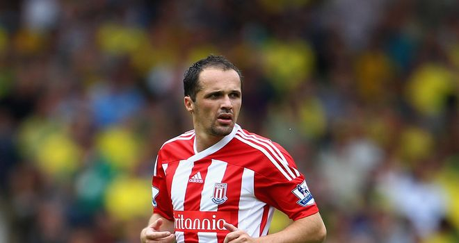 Matthew Etherington: Says Tony Pulis has 'worked wonders' during his time at Stoke