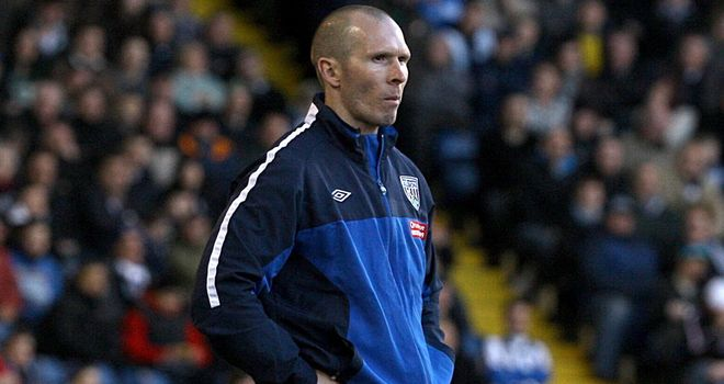 Michael Appleton: Planning for the long-term future at Portsmoth despite financial problems