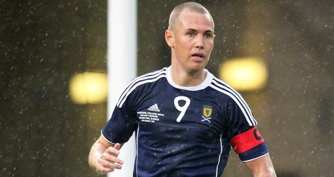 Kenny Miller: Disappointed by Scotland's showing against the USA