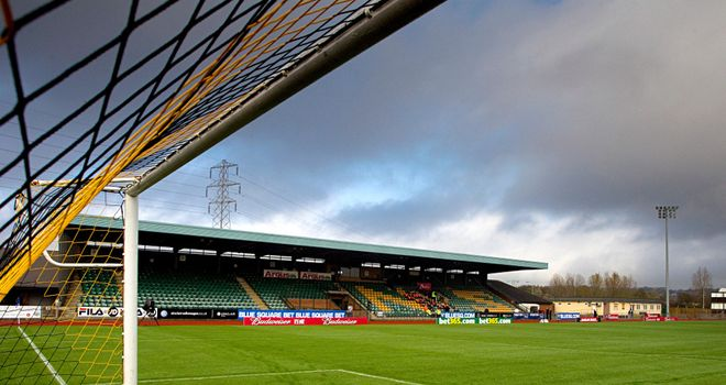 Newport County: Ready for league football