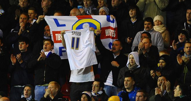 Spped: remembered by Leeds fans