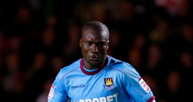 Papa Bouba Diop: Had previous spells in England with Fulham and Portsmouth before joining West Ham