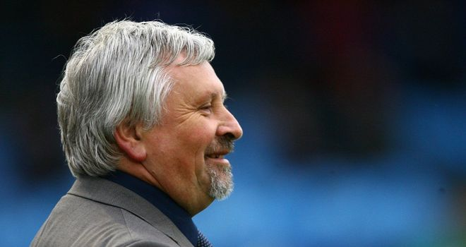 Sturrock: Delighted with Cresswell