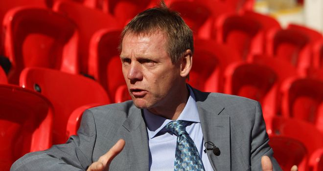 Stuart Pearce: Believes more U21s can make the step up to the senior squad