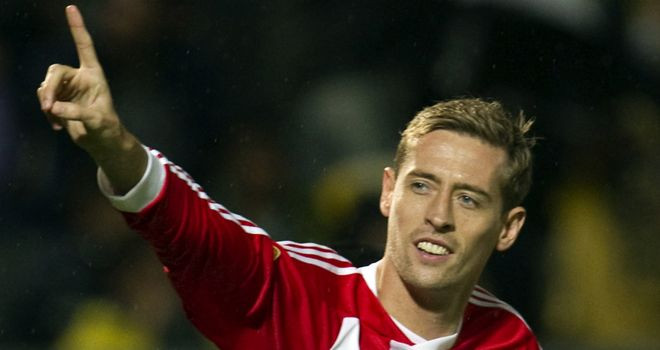 Peter Crouch: Europe will be no excuse for poor showing against Bolton