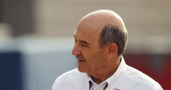 Peter Sauber: Says team need to develop the C31 throughout the year