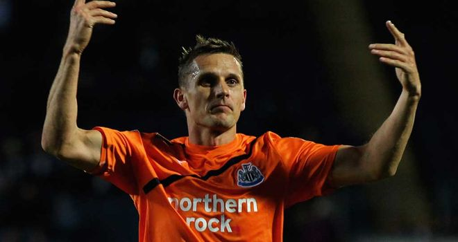 Peter Lovenkrands: Clinched a move to Birmingham after passing medical