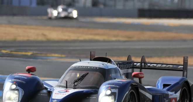 Peugeot: Has ended its endurance racing programme with immediate effect