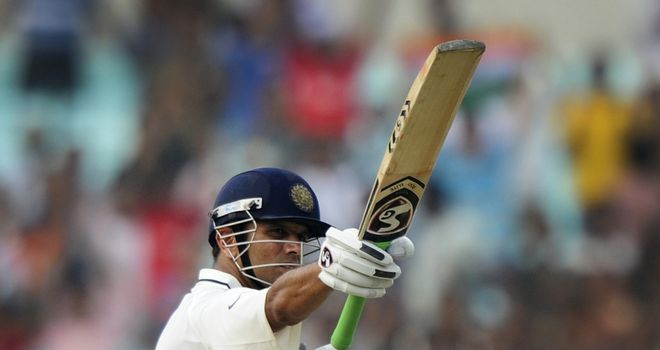 Rahul Dravid: Calling time on his career