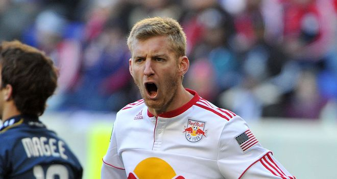 Tim Ream: USA defender is to train with Bolton and West Brom but may decide to stay at New York Red Bulls