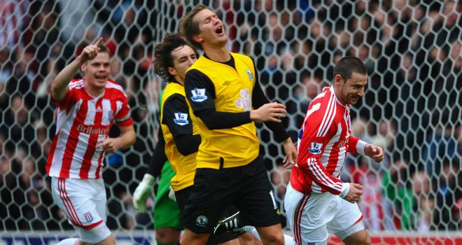 Rory Delap: Put Stoke on their way to three much-needed points