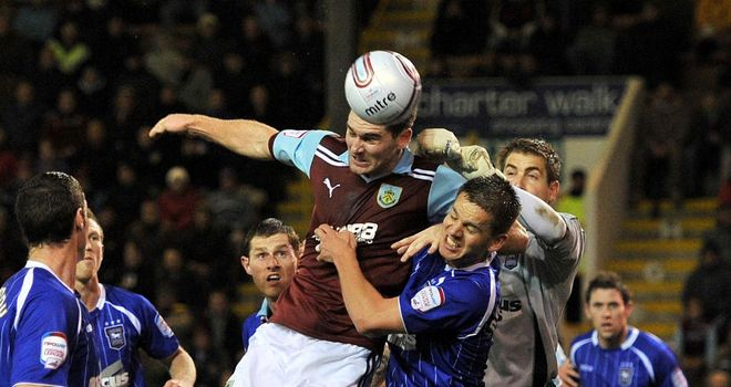 Sam Vokes: Striker is happy to be back at Burnley after signing three-year deal to leave Wolves