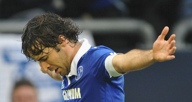 Raul: Spanish legend continued to win trophies in Germany with Schalke