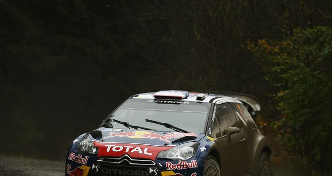 Sebastien Loeb: Has dominated the World Rally Championship since 2004