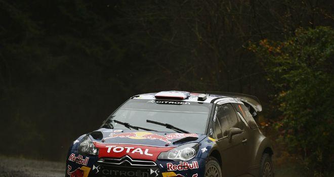 Sebastien Loeb: Has dominated the World Rally Championship since 2004