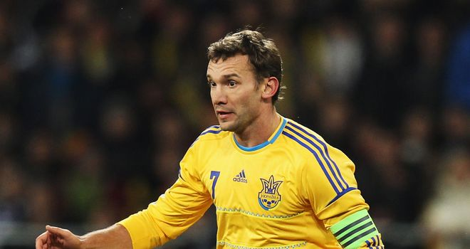 Andriy Shevchenko: Striker believes his former club Chelsea have a chance of beating Barcelona