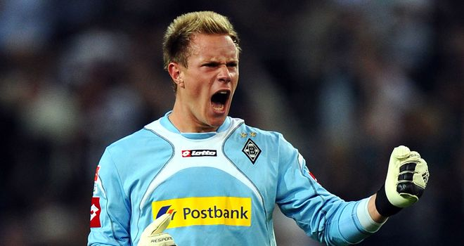 Marc Andre ter Stegen: Has already forced his way into Monchengladbach's starting XI