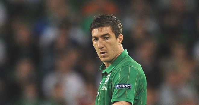 Stephen Ward: Delighted Giovanni Trapattoni will lead Ireland for World Cup 2014 campaign