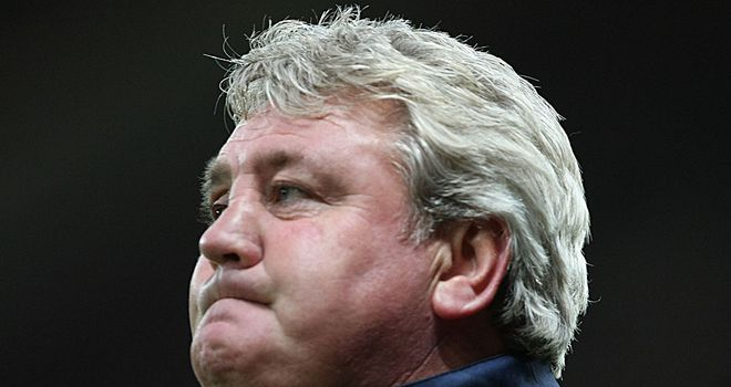 Steve Bruce: Former Sunderland boss the favourite for Hull City vacancy