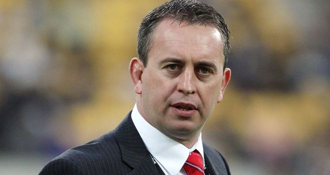 Steve McNamara: grateful to the Exiles