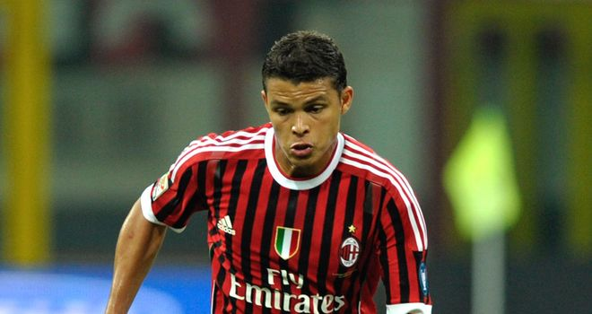 Thiago Silva: Reported to be a target for a number of Europe's biggest clubs