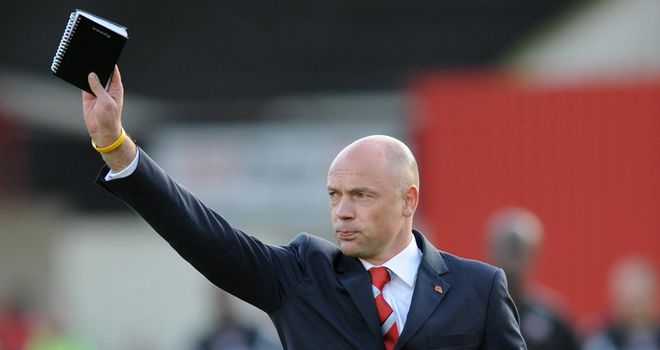 Uwe Rosler: Feels they will soon turn the corner