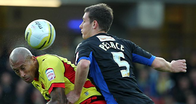 Jason Pearce: Defender wants to stay at Portsmouth amid interest from Ipswich