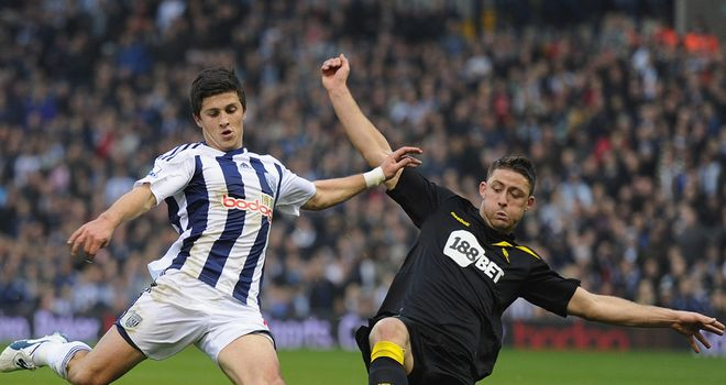 Shane Long: The striker makes his comeback by scoring the winning goal for West Brom