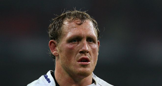 Ben Westwood: 'Put on an act' at Wembley during England's Four Nations defeat to Australia