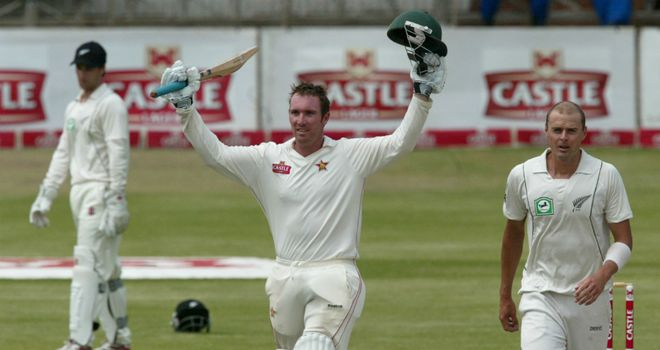 Brendan Taylor: century in vain as Zimbabwe collapsed after tea on final day