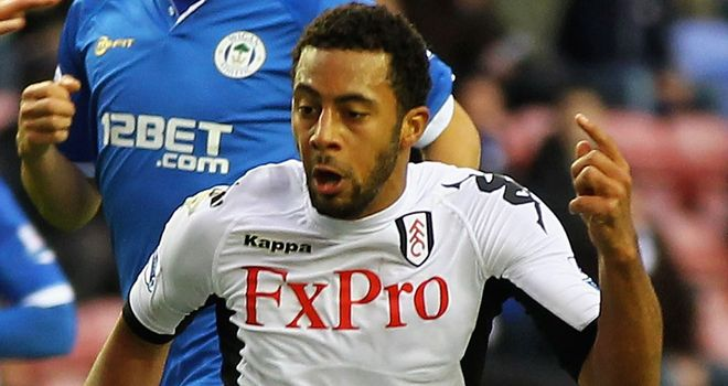 Moussa Dembele: Fulham forward would be interested in a move to Spurs