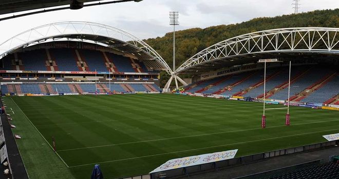 Huddersfield Giants chairman Ken Davy issues a personal apology to fans