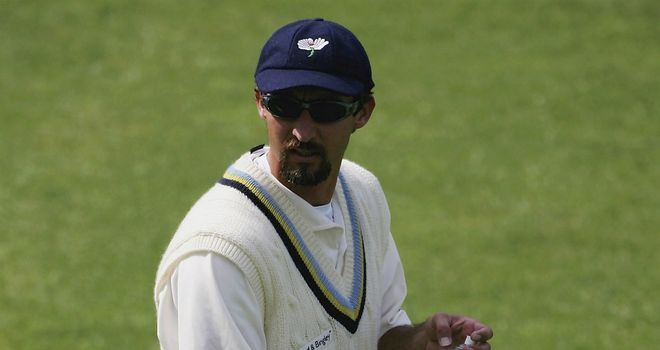 Jason Gillespie: Yorkshire's new coach