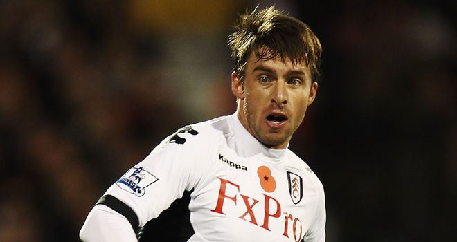 Zdenek Grygera: Has been plagued by injury at Fulham this season