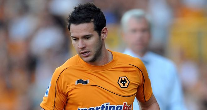 Matt Jarvis: Wolves are reluctant to part with his services