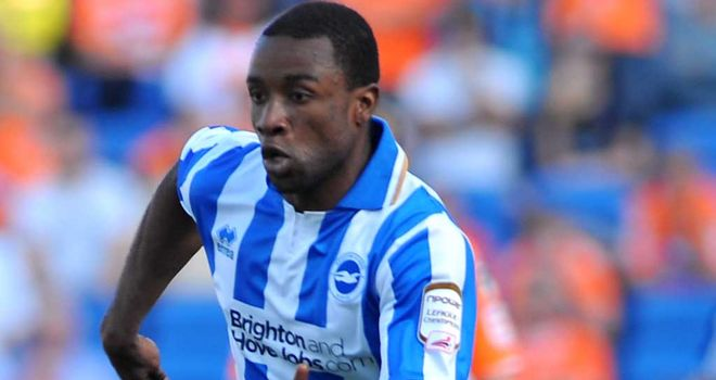 Kazenga LuaLua: Winger has made his loan move to Brighton permanent
