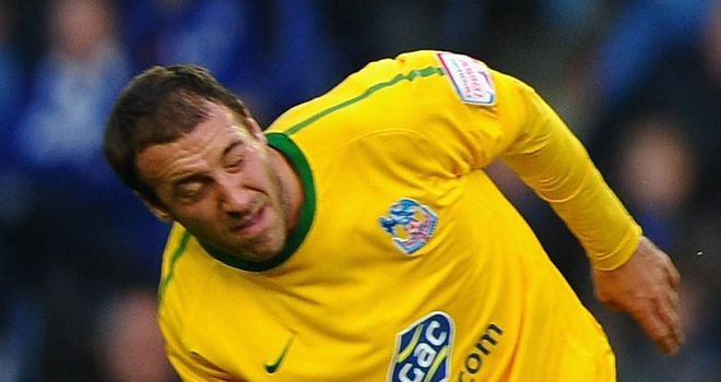 Glenn Murray: Crystal Palace striker scored both goals against Sheffield Wednesday