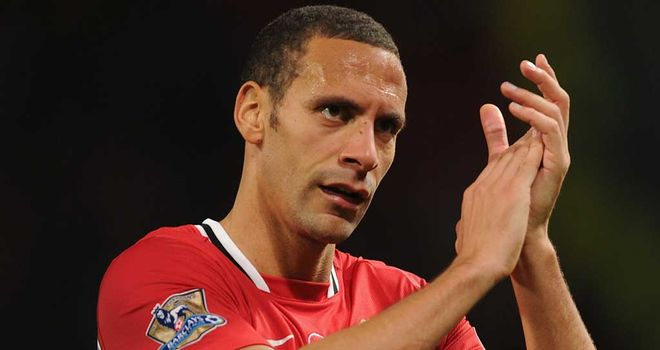 Rio Ferdinand: Manchester United defender has launched a defence of brother Anton