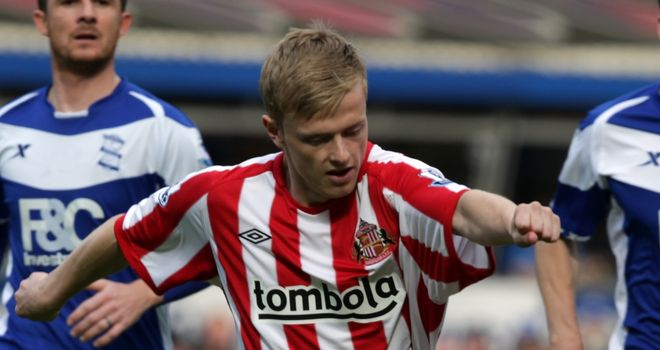 Ryan Noble: Derby are set to discuss Sunderland's plans for the promising striker