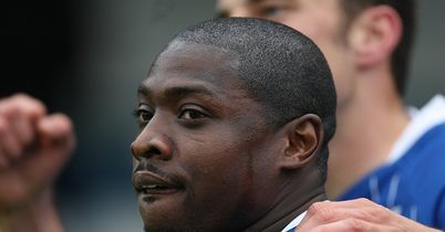 Kuffour: Struck the equaliser