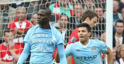 Mario Balotelli: Why always him?