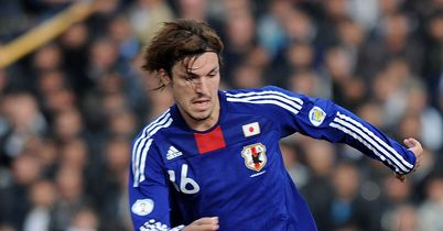Mike Havenaar: Japan striker looking forward to time at Vitesse after signing contract until 2014