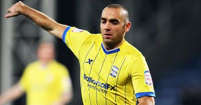 David Murphy: A key figure for Birmingham in 2011/12
