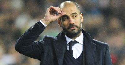 Guardiola: In contention for Chelsea job